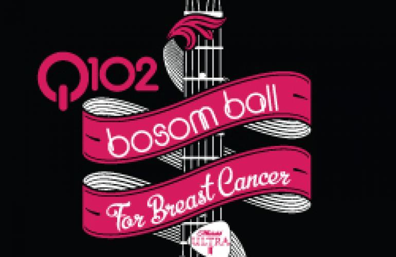 Q102 Bosom Ball at Madison Theater (October 2016) - Madison